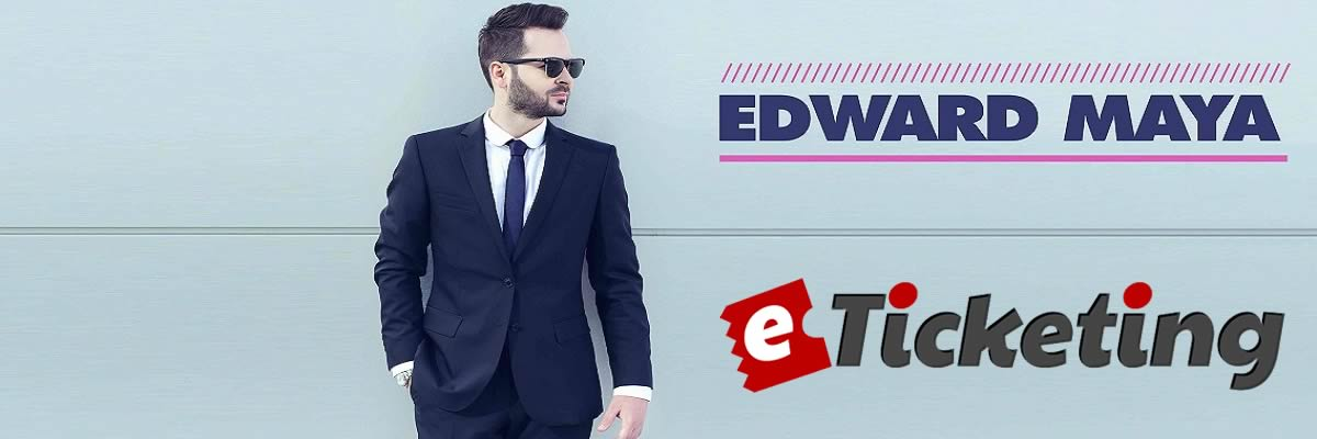EDWARD MAYA COMING TO ROCK LAHORIS