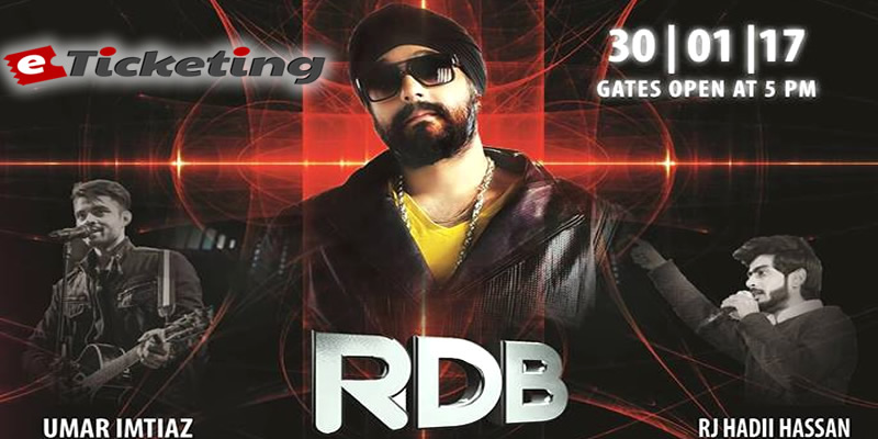 RDB CHARTS, TV AND RADIO SUCCESSES