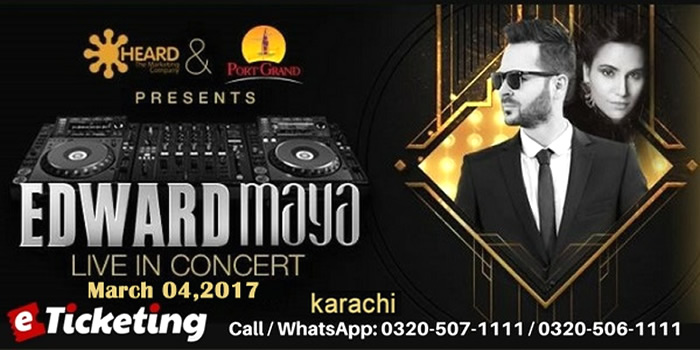 KNOW EDWARD MAYA BEFORE YOU MEET HIM AT PORT GRAND